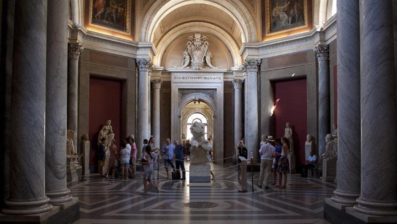 Roma Musei Vaticani Museo Pio-Clementino