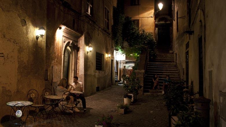 Roma Via dei Coronari