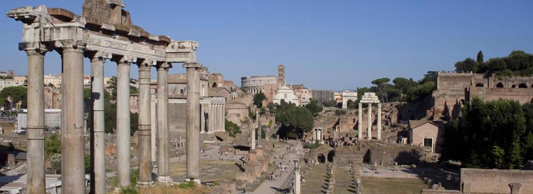 roma-foro-romano-palatino-colosseo