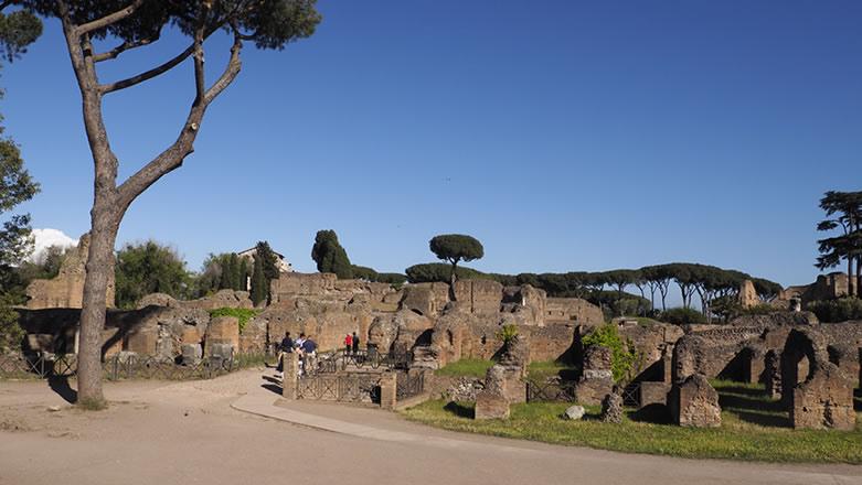 Roma Colle Palatino